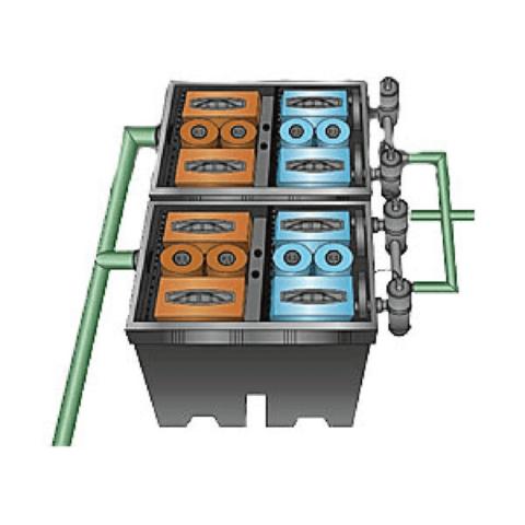 Проточный фильтр для пруда Pondtech Bio System 2 (100 м3)