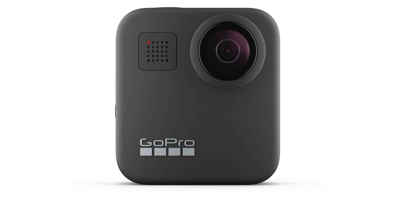 Камера GoPro MAX вид спереди