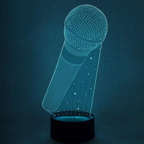 Светильник Микрофон