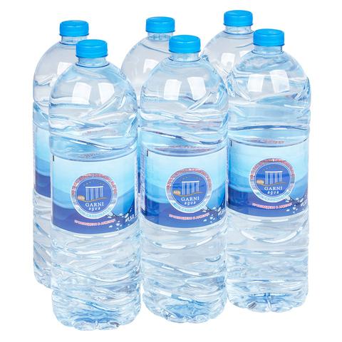 Вода питьевая природная родниковая негазированная ПЭТ 1,5л GARNI Aqua, 6шт