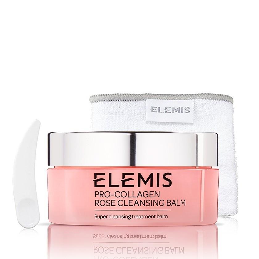 Бальзам для снятия макияжа Elemis Pro-Collagen Rose Cleansing Balm 105 г.