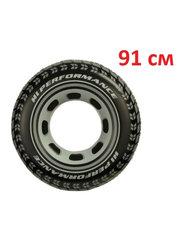 Круг надувной INTEX Шина диаметр 91 см 59252NR