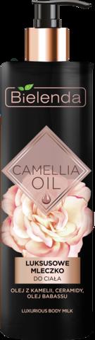 CAMELLIA OIL Эксклюзивное молочко для тела, 400 мл