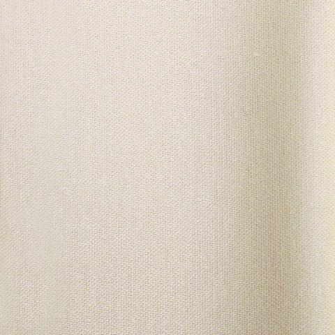 Портьерная ткань Дайана сатин на хлопке однотонный светло-бежевый