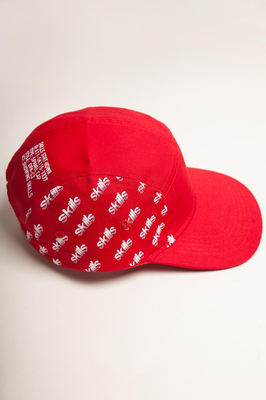 Бейсболка SKILLS DPA-C2 Красная