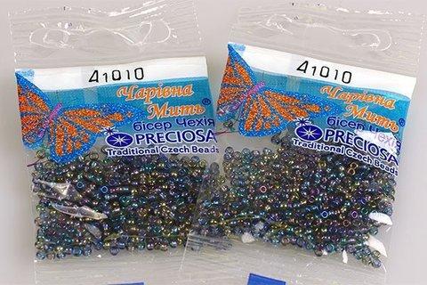 Бисер Preciosa арт. 41010 уп.5г