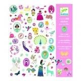 1001 наклеек для девочек