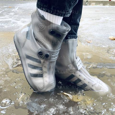 Бахилы чехлы для обуви