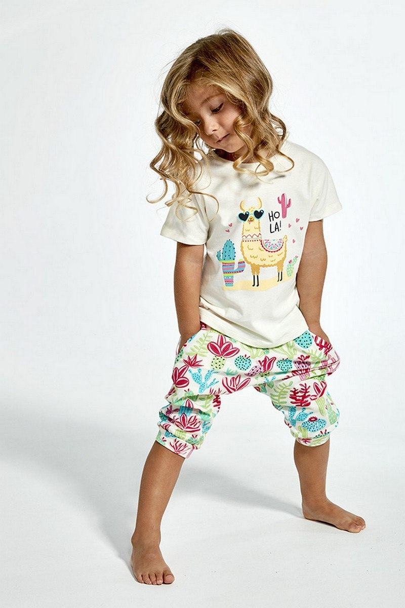 Пижама для девочек со штанами CORNETTE 479/480 HOLA
