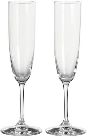 Набор бокалов для шампанского Riedel Vinum Champagne Glass, 2 шт, 160 мл