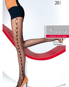 Колготки Fiore Peonia 20