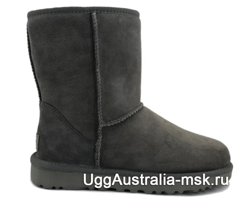 UGG Classic II Short Grey