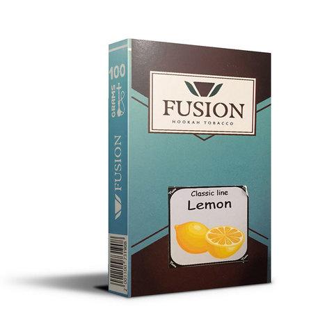 Табак Fusion Soft Lemon 100 г