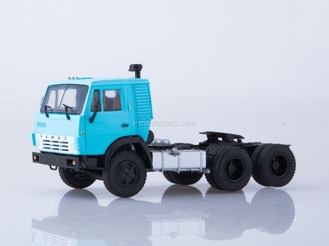 KAMAZ-54112 tractor blue 1:43 Our Trucks #39