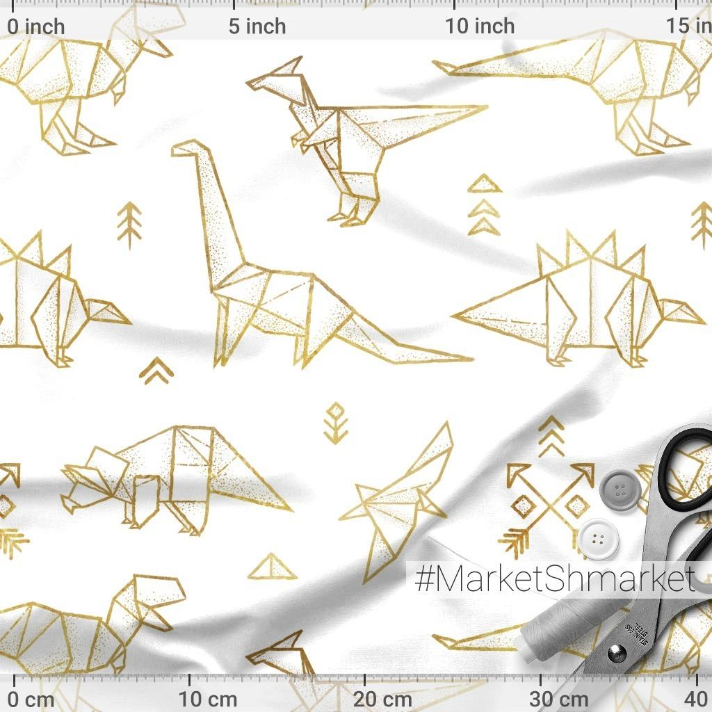 Дино оригами
