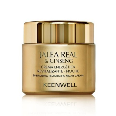 Ночной восстанавливающий крем JALEA REAL AND GINSENG CREMA ENERGÉTICA REVITALIZANTE