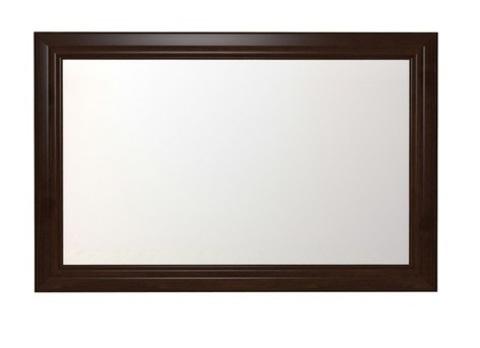 Зеркало навесное 1 Montpellier Глазов Мебель мдф стекло орех шоколадный