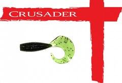 Твистер Crusader No.04 50мм, цв.001, 10шт.