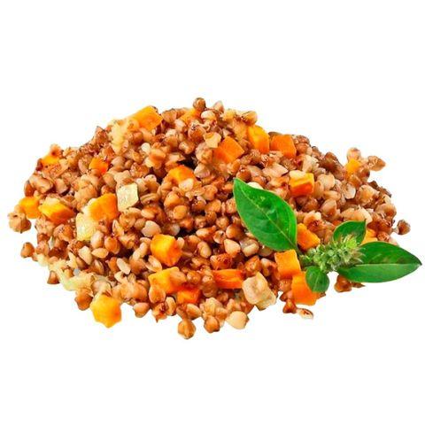 Каша гречневая с морковью 1 кг
