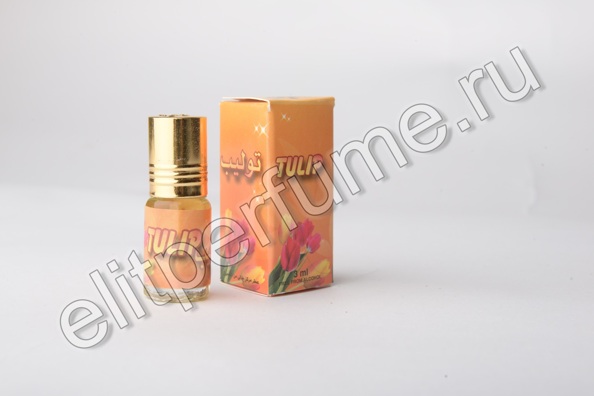 Tulip 3 мл арабские масляные духи от Захра Zahra Perfumes