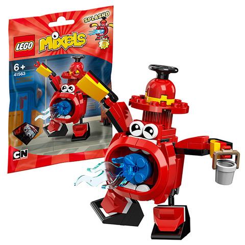 LEGO Mixels: Сплэшо 41563 — Splasho — Лего Миксели