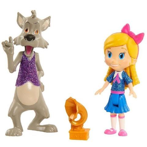 Голди и Большой Плохой Волк. Голди и Мишка