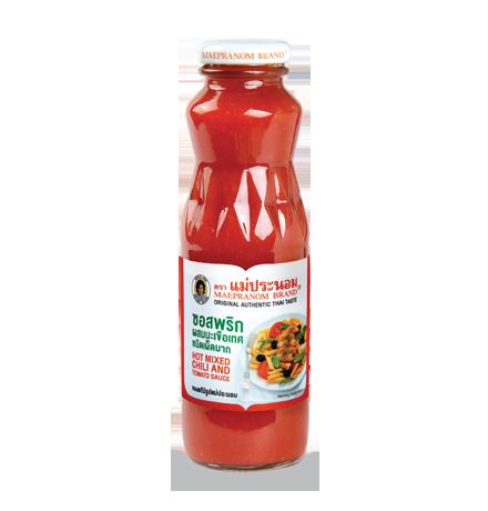 Томатный соус чили Maepranom купить онлайн с доставкой по России в интернет-магазине kotelock.ru