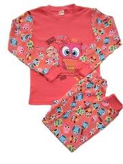 42D-7 пижама детская, розовая