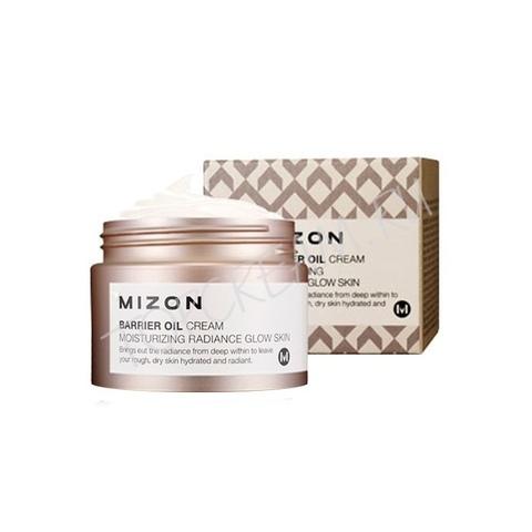 Увлажняющий крем для лица на основе масла оливы Mizon Barrier Oil Cream