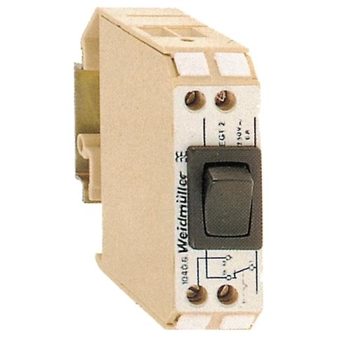 EG-серия, Функциональный модуль Перекл. контакт, переключение, Винтовое соединение