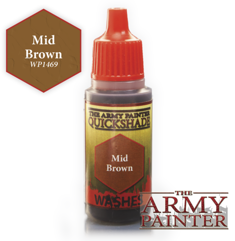 Quickshade: Mid Brown