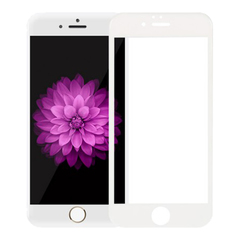 Защитное 3D-стекло для iPhone 6 Plus / 6S Plus White - Белое