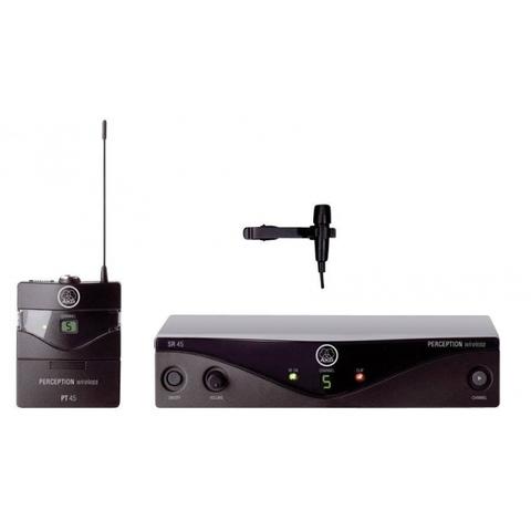 AKG Perception Wireless 45 Pres Set BD B2 (774.100 - 777.900) радиосистема с петличным микрофоном
