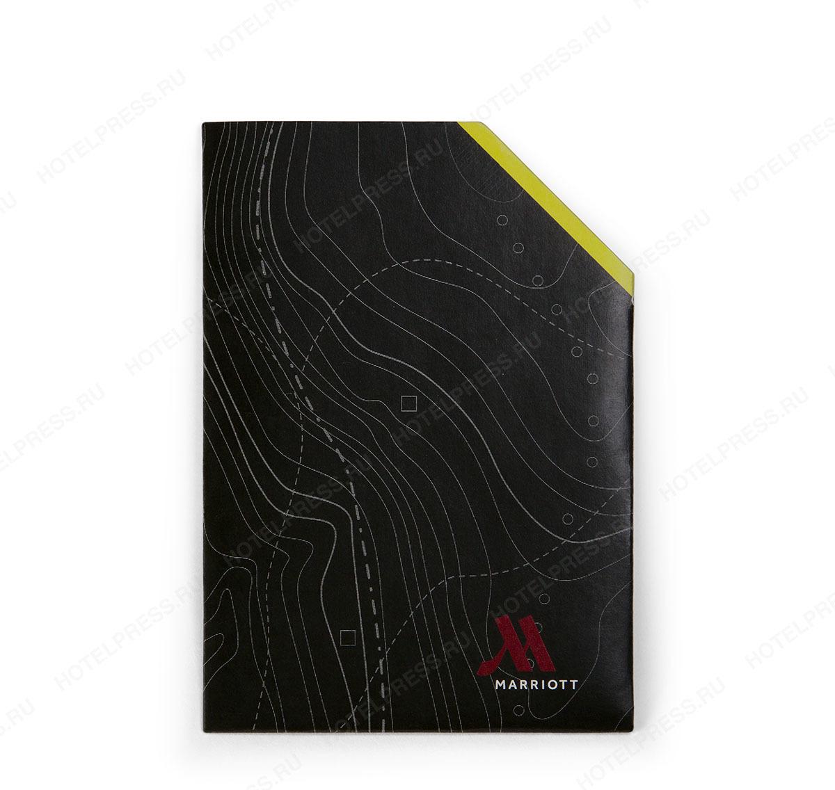 Кейхолдер конверт для отеля Marriott