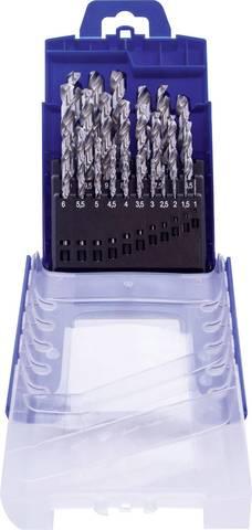 Набор свёрл по металлу с титановым покрытием HSS-Tin 1 — 13 мм 25 шт