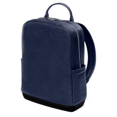 Рюкзак Moleskine Classic Leather ET84BKB20 синий кожа