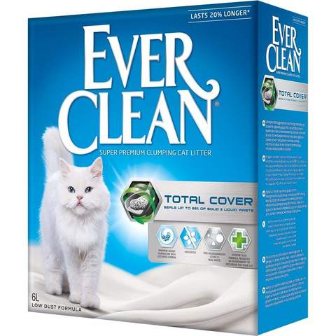 Купить Ever Clean Total Cover