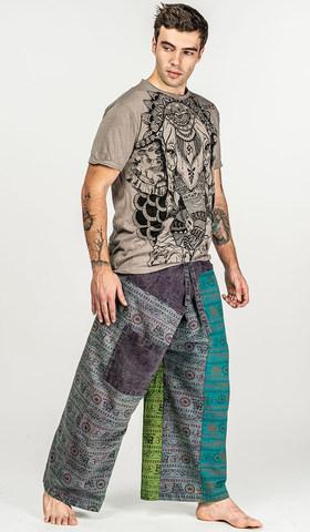 Мужская тайская футболка Султан