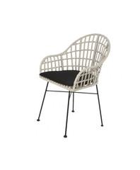 Кресло садовое Illumax Kioto Gray