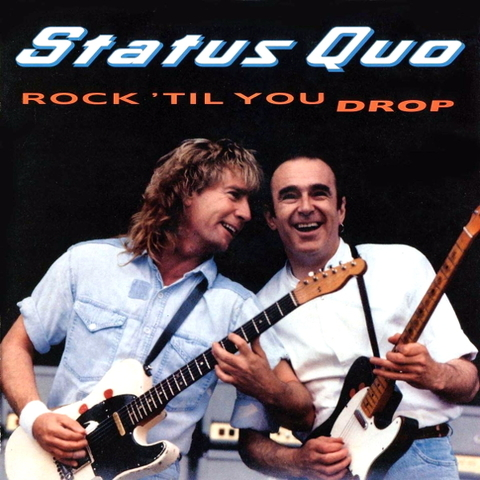 Status Quo / Rock 'Til You Drop (Deluxe Edition)(3CD)