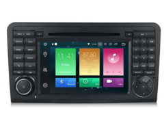 Магнитола для Mercedes-Benz ML класс W164/ GL класс X164 Android 10 модель  XN-7008-P30