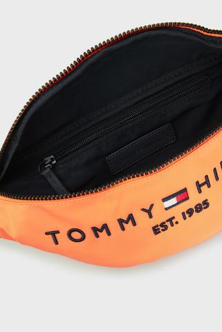 Мужская оранжевая поясная сумка TH ESTABLISHED Tommy Hilfiger