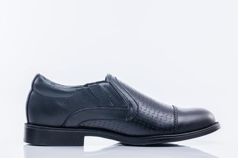 Туфли чёрные школьные,  Котофей (ТРК ГагаринПарк)