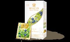 """Чай зеленый """"Hyleys"""" с черникой 25 пакетиков"""
