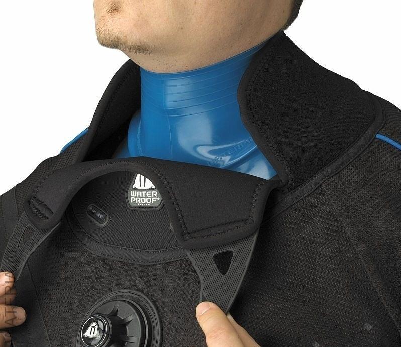 Сухой гидрокостюм Waterproof D7 PRO ISS Cordura