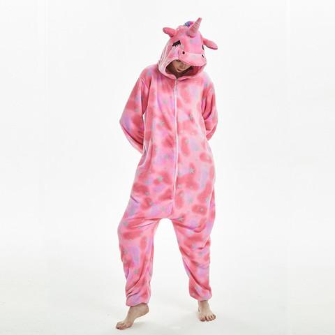 Кигуруми Звездно-Розовый Единорог