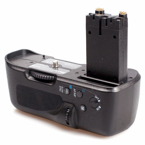 Батарейный блок (ручка) Jnt VG-C90AM для Sony A900 A800 A850