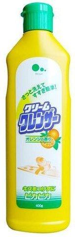 Чистящий крем для кухни с ароматом апельсина