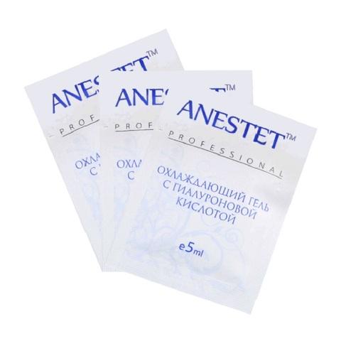 Пробник-саше Аnestet Professional (Анестет) 5 мл