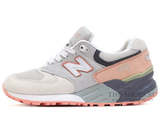 Кроссовки Женские New Balance 999 Premium Double Grey Pink